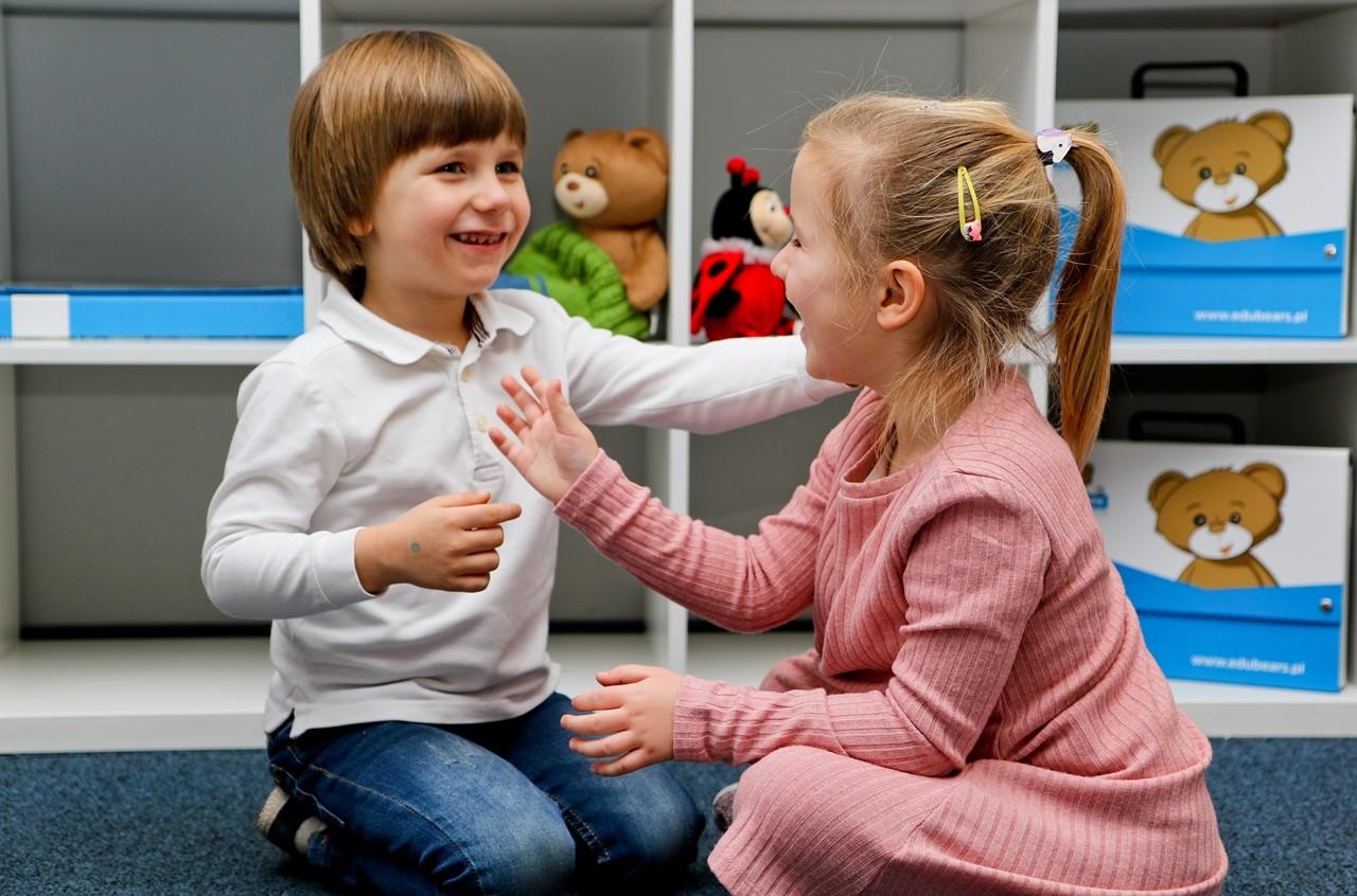 Teddy Eddie School – angielski dla 6-7 latków